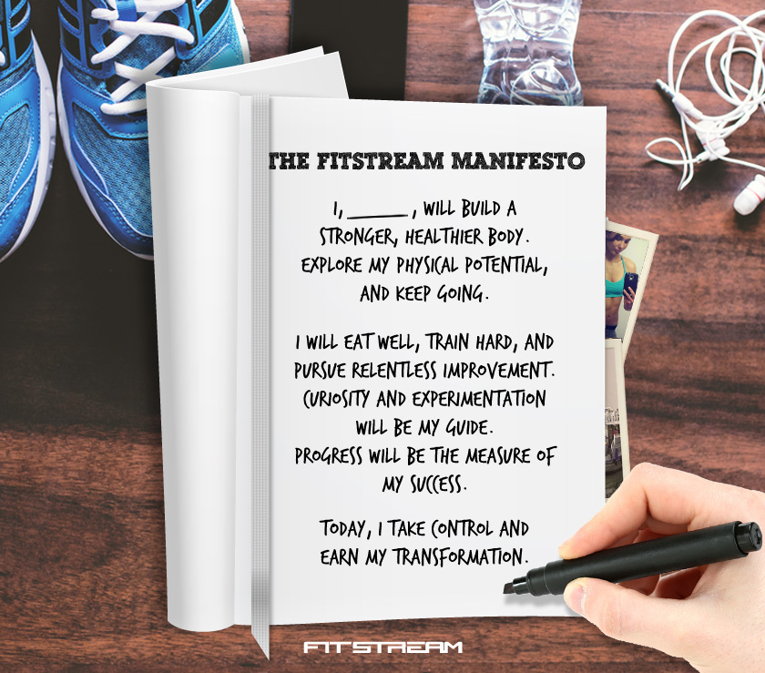 Fitstream Manifesto