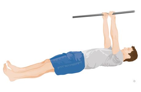 Body Exercises Videos Body Rows Exercise