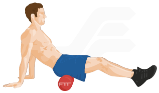 how to use a foam roller for hamstrings