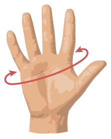 size guide hand