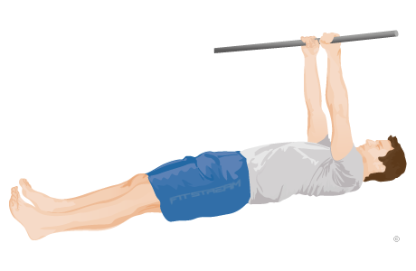 Body Row Exercise Guide, Instructions, Hints and Tips ...