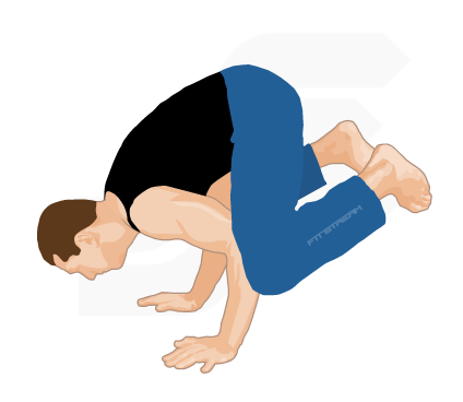 Frog Stand Exercise Guide - Bodyweight Training - Fitstream