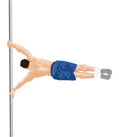 Human Flag Exercise Guide Tutorial with Hints & Tips ...