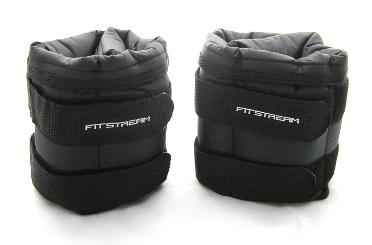 10kg Ankle Weights by Fitstream - Weighted Calisthenics
