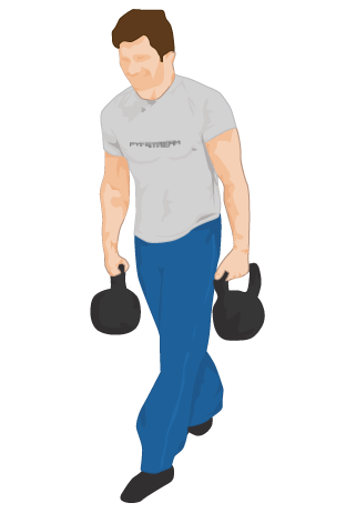 Back workouts with dumbbells at home
