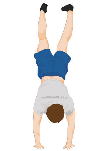 One Hand Handstand Thumbnail